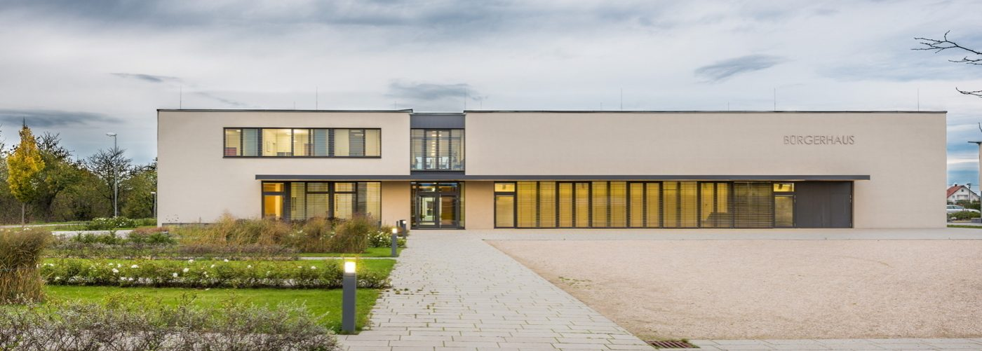 Bürgerhaus Rheinhausen