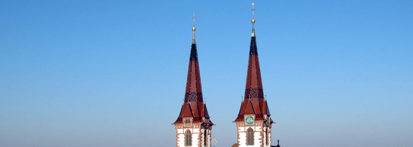Kirche Kenzingen