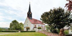 Kirche Nordweil, außen