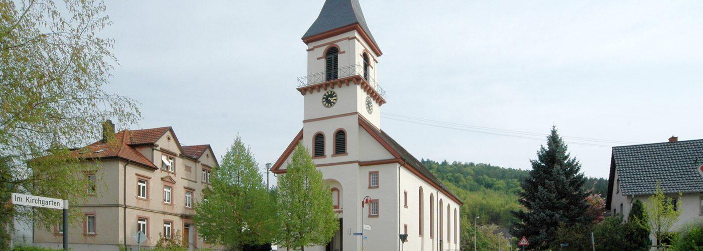 Kirche Bleichheim