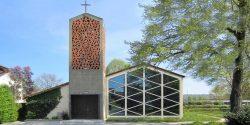 Kirche EM-Wasser