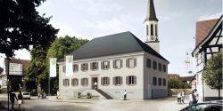 WB Rathaus Vörstetten