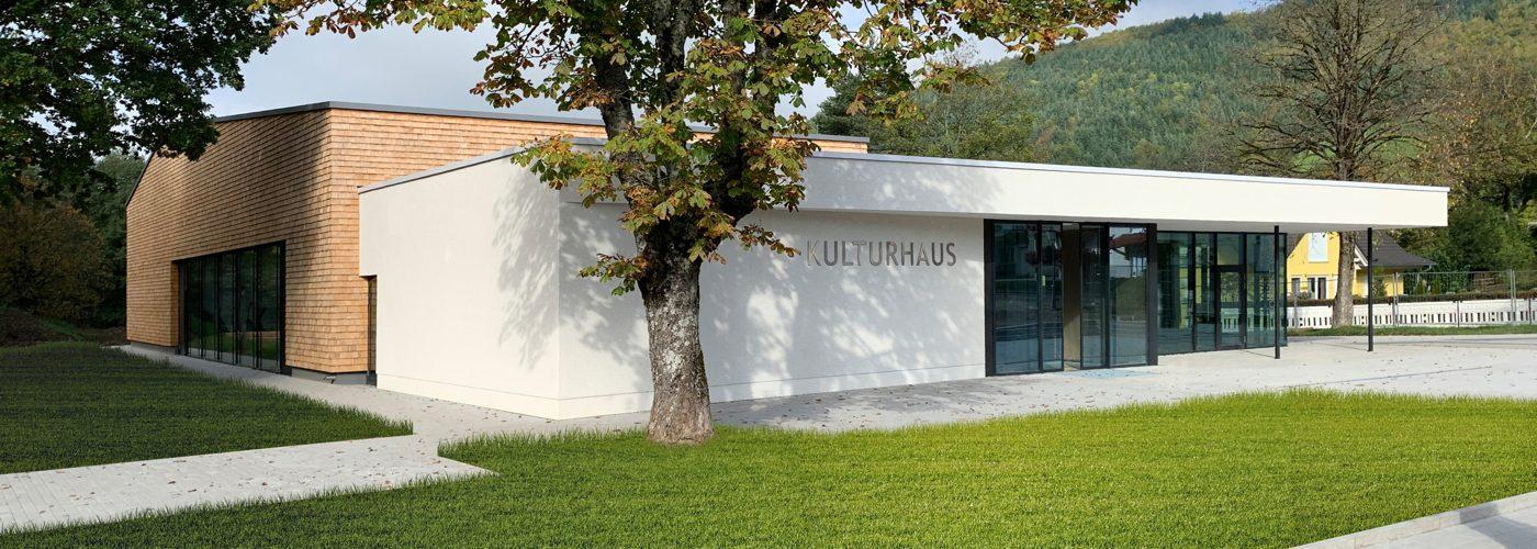 """""""Kulturhaus Simonswald"""""""